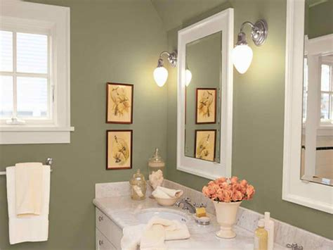 Color To Paint Small Bathroom by Miscellaneous Small Bathroom Paint Color Ideas