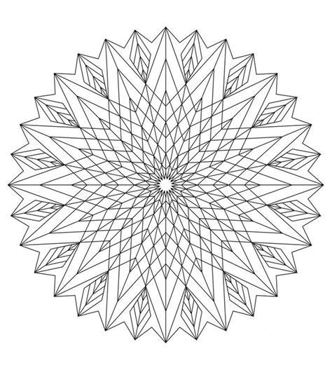 Dessin A Imprimer Mandala Pour Imprimer Ce Coloriage Gratuit 171 Coloriage Difficile Rosace 187 Cliquez Sur L Ic 244 Ne Imprimante