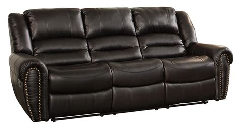 best reclining sofa reviews the best reclining sofa reviews rotunda black faux