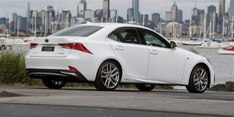 2017 Lexus Is Model Range Pricing And Specs: New Looks And