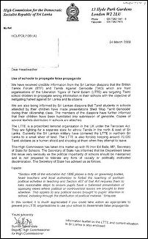 tamilnet  sl high commission  uk differentiates