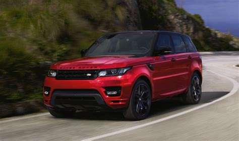 range rover sport 2016 range rover sport hst to debut at new york with my16