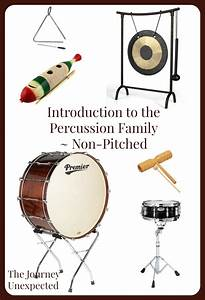 Introduction to the Percussion Family ~ Non-Pitched - The ...