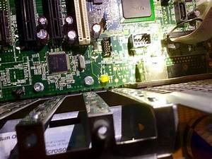 Oh Yellow Light On My Dell Xps 420 Motherboard Why You