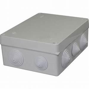 Boite De Derivation Electrique : bo te de d rivation tanche 210x170 ~ Dailycaller-alerts.com Idées de Décoration