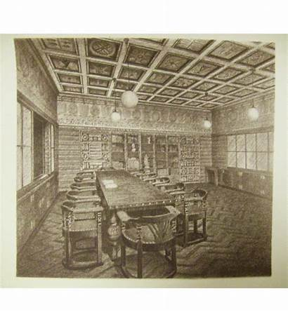Hungarian Architectural Drawings Nationality Pittsburgh Rooms University