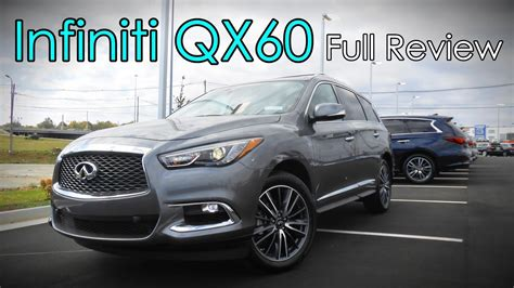 2016 Infiniti Qx60 Awd Review