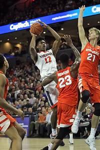 Virginia Basketball Star Redshirt Freshman De'Andre Hunter ...