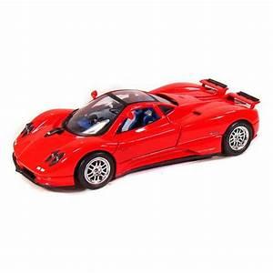 Pagani Zonda C12  Red - Motormax 73147  18 Scale