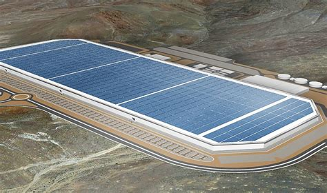10 Battery Gigafactories Are Now In The Works, And Elon