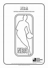 Nba Coloring Pages Basketball Cool Teams Logos Jersey Team Sports Association Sheets National Warriors Educational Activities Ball Visit Players Template sketch template