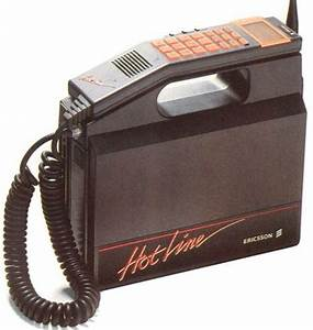 First Generation Of Mobile Phones  Cellphones