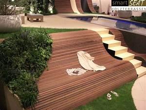 Smartseat sonderbau individuelle holzterrassen l sungen for Holz terrassen