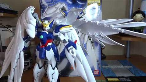 mg gundam wing  custom build  review hd youtube