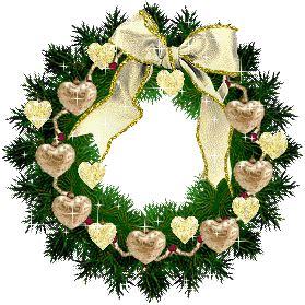 christmas wreath animated christmas 2008 christmas photo 2807869 fanpop