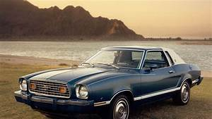 Ford Rationalizes Mustang II As A Good Idea, 40 Years Later