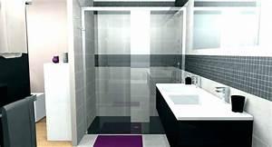 Modele De Salle De Bain Moderne : modele de salle de bain design de maison ~ Dailycaller-alerts.com Idées de Décoration