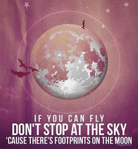 Gold Owl City Q... Owl City Inspirational Quotes