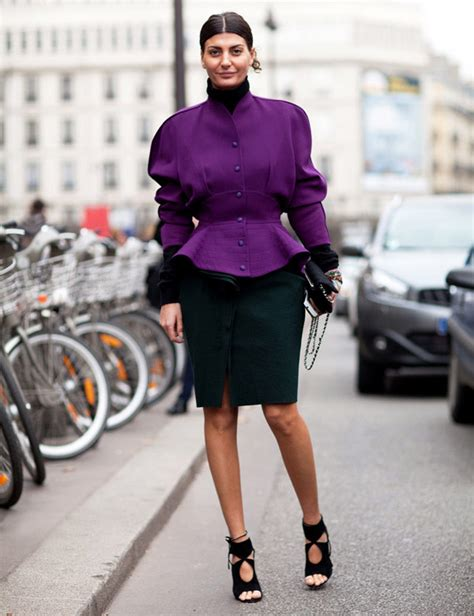 Giovanna Battaglia Street-Style