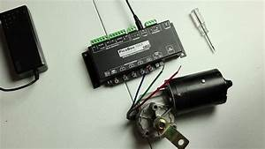How To Wire A Wiper Motor To A Picaboo Controller