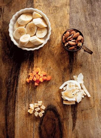 Healthy Fruit Nut Breakfast Delights Bowls Easy