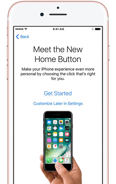 how to get the home button on your screen set up your