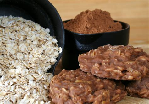 easy dessert recipe no bake chocolate oat cookie all