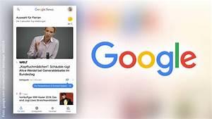 Googles neue smarte News-App setzt auf Künstliche ...