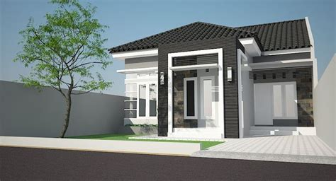 model atap genteng rumah minimalis rumah minimalis