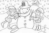 Winter Coloring Season Preschool Kindergarten Toddler Worksheets Crafts Plants Trees Grow Until Again Start Spring sketch template