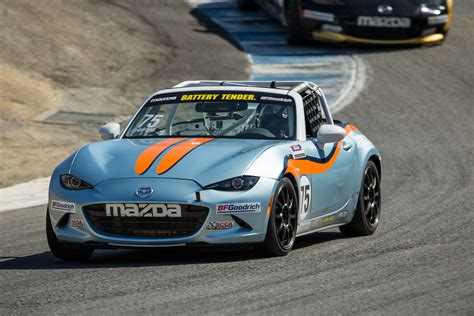 2018 Mazda Mx 5 Cup Global Invitational No Podium But At
