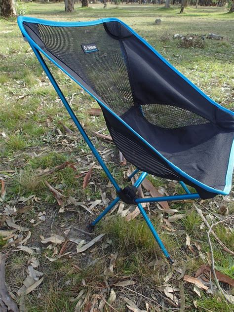 helinox chair one cing chair review