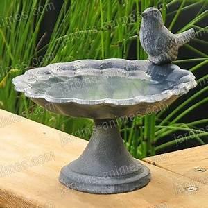 Abreuvoir A Oiseaux Pour Jardin : abreuvoir pour oiseaux jardin ~ Melissatoandfro.com Idées de Décoration