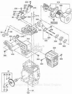 Robin  Subaru Eh12 Exhaust