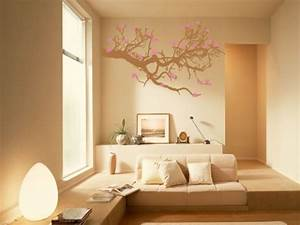 Interior design wallpaper ideas interior wall paint for Interior wall painting designs