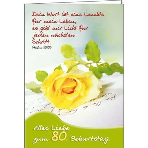 besinnliches zum 80 geburtstag faltkarte alles liebe zum 80 geburtstag geburtstag 2 20