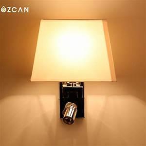 Led-bedroom-wall-lamp-bed-lighting-double-slider-walls ...
