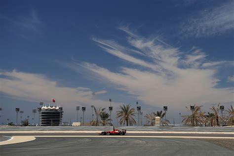 2015 Formula One Bahrain Grand Prix Weather Forecast