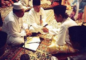 traditional muslim wedding muslim wedding ceremony and traditions easyday