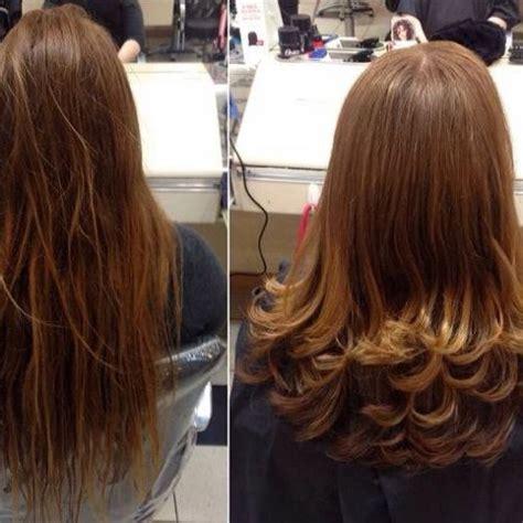 cortes de pelo  capas  fotos sobre el cabello