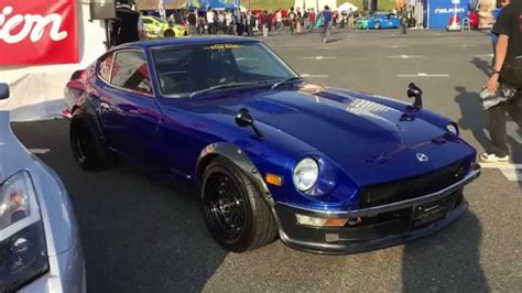 old nissan z old nissan fairlady z at tokyo drift 2015 youtube