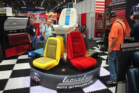 legendary auto interiors sema 2014 legendary auto interiors lives up to its name