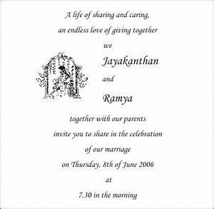 wedding invitation wording wedding invitation wording for With personal wedding invitation sample wordings friends