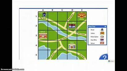 Grid Map Element