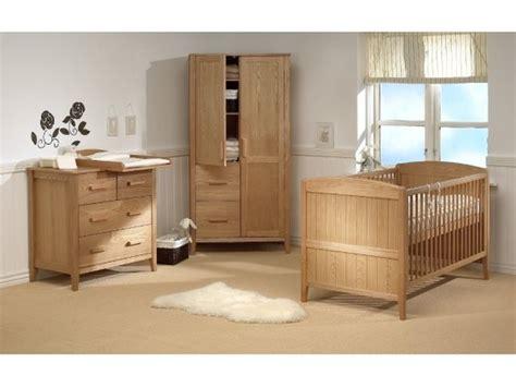 oak nursery furniture sets kidsmill bretagne oak nursery