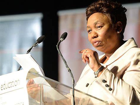 Matsie angelina angie motshekga (born 19 june 1955) is a south african politician and educator serving as the minister of basic education since may 2009. Minister to intervene in Klipspruit crisis Basic Education minister Angie Motshekga says she ...