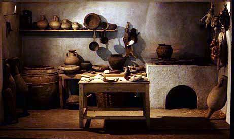 quia parts   roman house