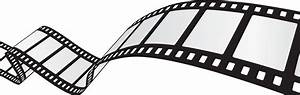 Movie reel film strip clipart border clipartfest ...