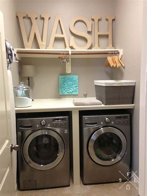 Decorating Ideas For Small Laundry Room by 10 Spacious Small Laundry Room Ideas Housely