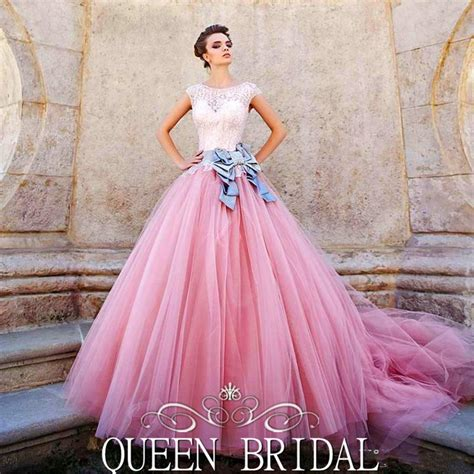 wedding dress with color color wedding dresses wedding and bridal inspiration